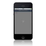 [iOS] 半透明の画面の上にUIActivityIndicatorViewを追加する